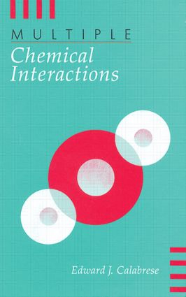 Multiple Chemical Interactions: 1st Edition (Hardback) book cover