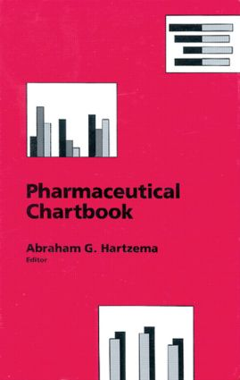 Pharmaceutical Chartbook: 1st Edition (Hardback) book cover