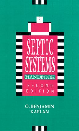 Septic Systems Handbook: 2nd Edition (Hardback) book cover