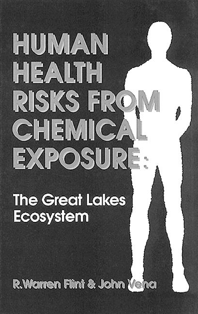 Human Health Risks from Chemical Exposure: 1st Edition (Hardback) book cover
