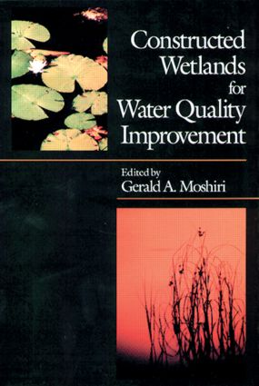 Constructed Wetlands for Water Quality Improvement: 1st Edition (Hardback) book cover