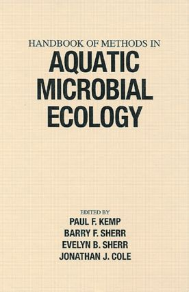 Handbook of Methods in Aquatic Microbial Ecology book cover