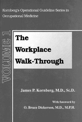 The Workplace Walk-Through: 1st Edition (Hardback) book cover
