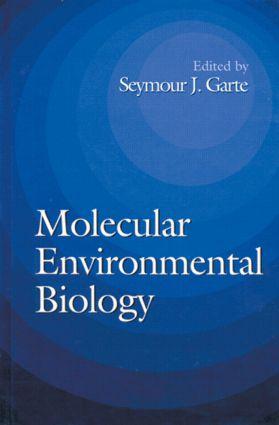 Molecular Environmental Biology: 1st Edition (Hardback) book cover