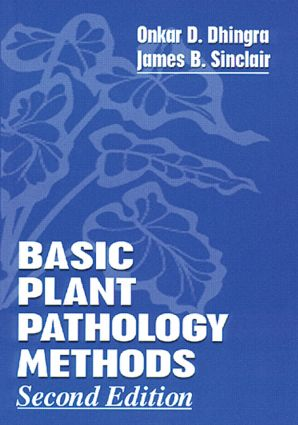 Basic Plant Pathology Methods: 2nd Edition (Hardback) book cover