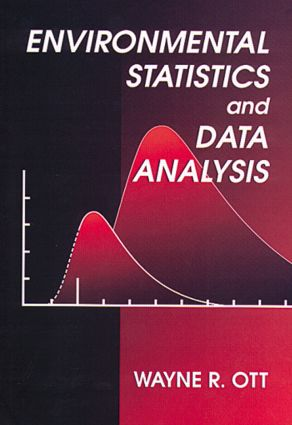 Environmental Statistics and Data Analysis: 1st Edition (Hardback) book cover