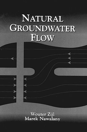 Natural Groundwater Flow: 1st Edition (Hardback) book cover