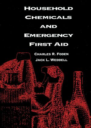 Household Chemicals and Emergency First Aid: 1st Edition (e-Book) book cover
