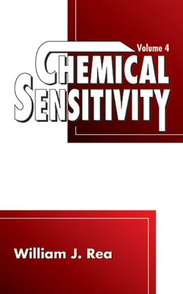 Chemical Sensitivity: Tools, Diagnosis and Method of Treatment, Volume IV, 1st Edition (Hardback) book cover