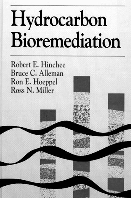 Hydrocarbon Bioremediation: 1st Edition (Hardback) book cover