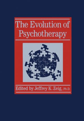 Evolution Of Psychotherapy..........: The 1st Conference (Hardback) book cover