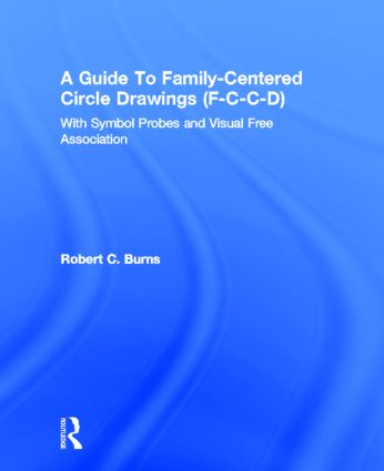 Guide To Family-Centered Circle Drawings F-C-C-D With Symb (Hardback) book cover