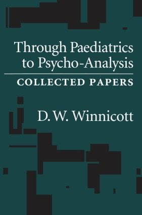 Through Pediatrics to Psychoanalysis