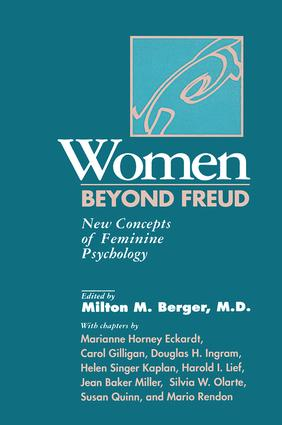 Women Beyond Freud: New Concepts Of Feminine Psychology (Hardback) book cover