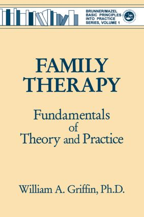 Family Therapy: Fundamentals Of Theory And Practice, 1st Edition (Paperback) book cover