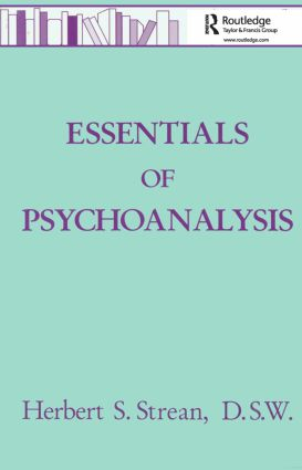 Essentials Of Psychoanalysis (Paperback) book cover