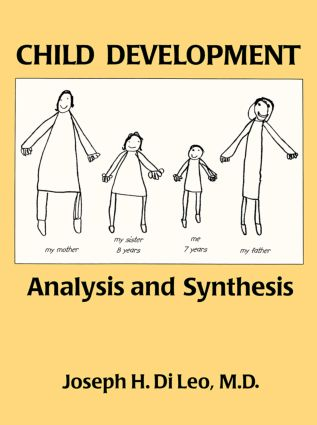 Child Development: Analysis And Synthesis, 1st Edition (Paperback) book cover