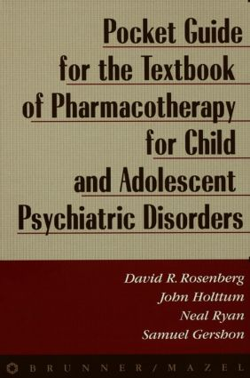 Pocket Guide For Textbook Of Pharmocotherapy (Hardback) book cover