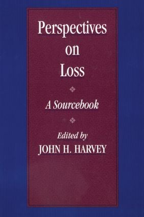Perspectives On Loss: A Sourcebook, 1st Edition (Paperback) book cover
