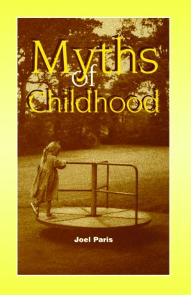 Myths of Childhood (Hardback) book cover