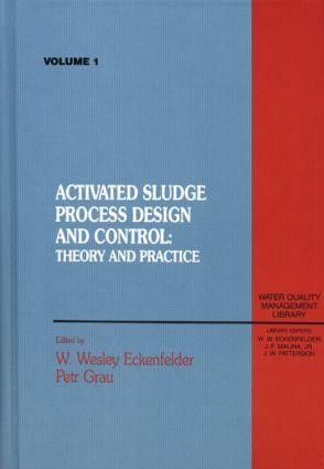 Activated Sludge: Process Design and Control (Hardback) book cover