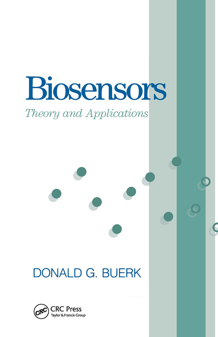 Biosensors: Theory and Applications, 1st Edition (Hardback) book cover