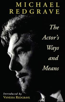 The Actor's Ways and Means: 2nd Edition (Paperback) book cover