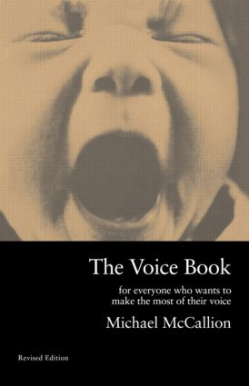 The Voice Book: Revised Edition, 2nd Edition (Paperback) book cover