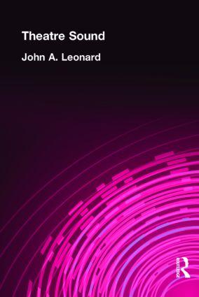 Theatre Sound (Paperback) book cover