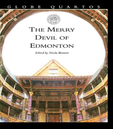 The Merry Devil of Edmonton book cover