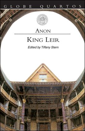 King Leir book cover