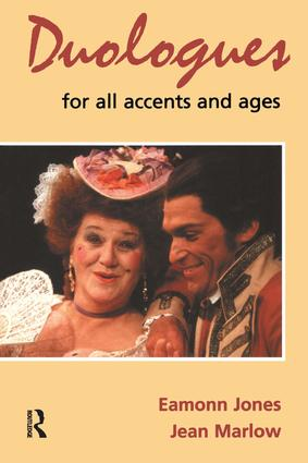 Duologues for All Accents and Ages (Paperback) book cover