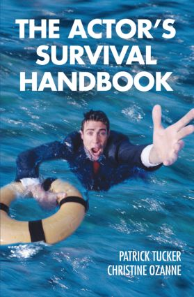 The Actor's Survival Handbook: 1st Edition (Paperback) book cover