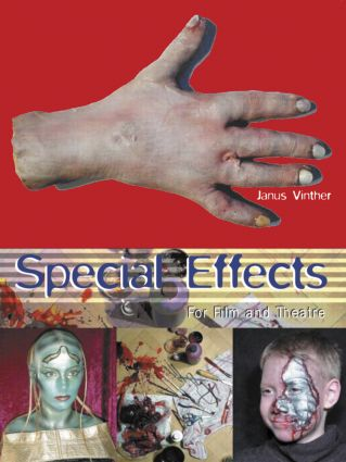 Special Effects Make-Up (Paperback) book cover