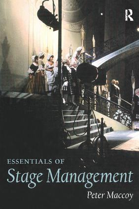 Essentials of Stage Management (Paperback) book cover