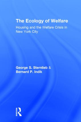 The Ecology of Welfare