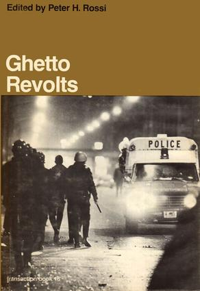 Ghetto Revolts: 2nd Edition (Paperback) book cover
