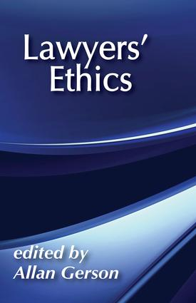 The International Lawyer: Extra-territorial Application of Professional Responsibility Standards