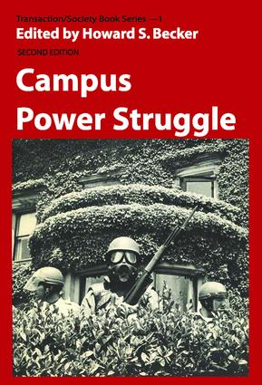 Campus Power Struggle: 2nd Edition (Paperback) book cover