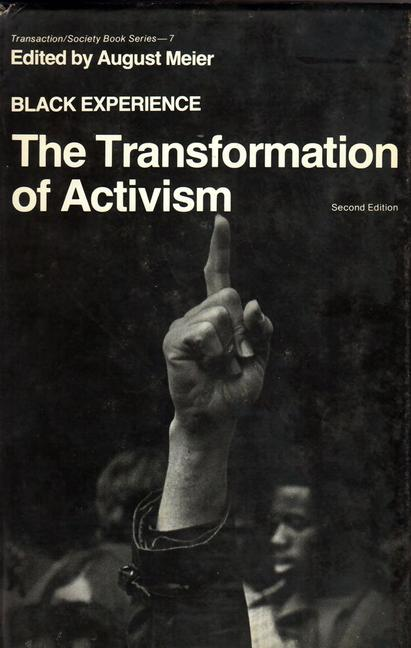 Black Experience: Transformation, 2nd Edition (Paperback) book cover