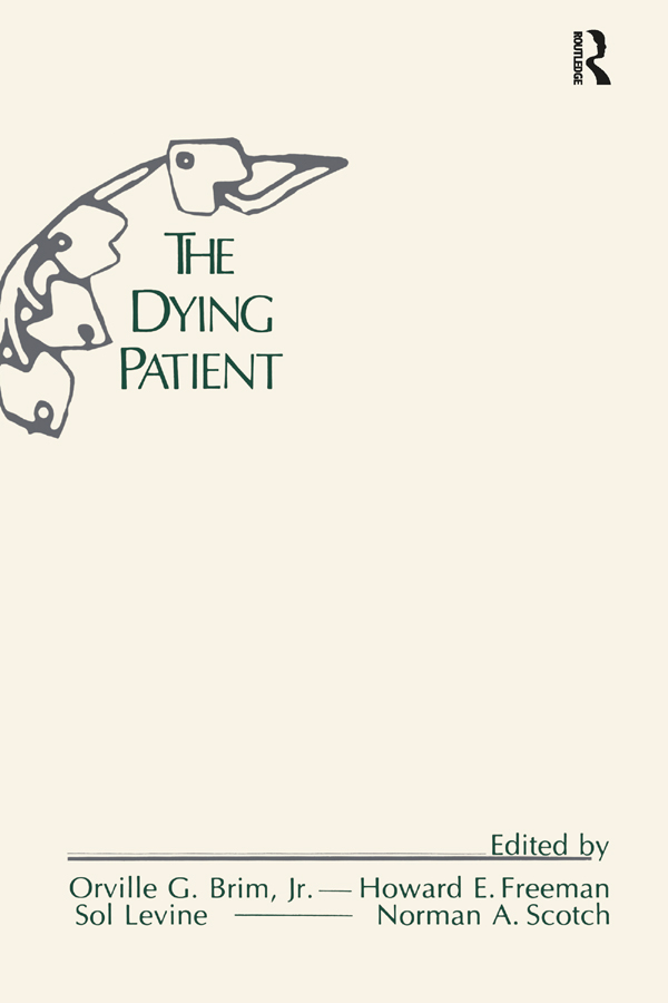 The Dying Patient