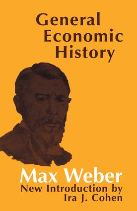 General Economic History: 1st Edition (Paperback) book cover