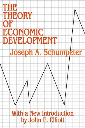 Theory of Economic Development: 1st Edition (Paperback) book cover