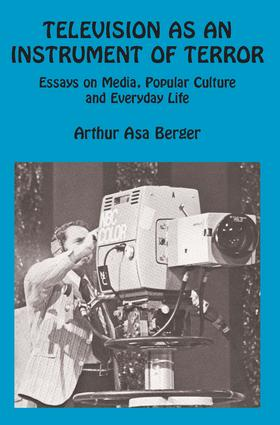 Television as an Instrument of Terror: 1st Edition (Paperback) book cover