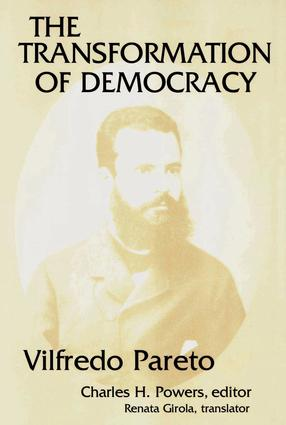 The Transformation of Democracy: 1st Edition (e-Book) book cover