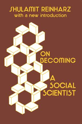 On Becoming a Social Scientist: From Survey Research and Participant Observation to Experimental Analysis, 1st Edition (Paperback) book cover