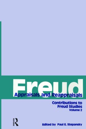 Freud, V. 2: Appraisals and Reappraisals (Hardback) book cover