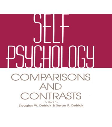 Self Psychology: Comparisons and Contrasts (Hardback) book cover