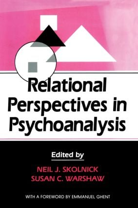 Relational Perspectives in Psychoanalysis (Hardback) book cover