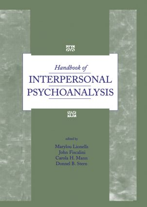 Handbook of Interpersonal Psychoanalysis (Hardback) book cover